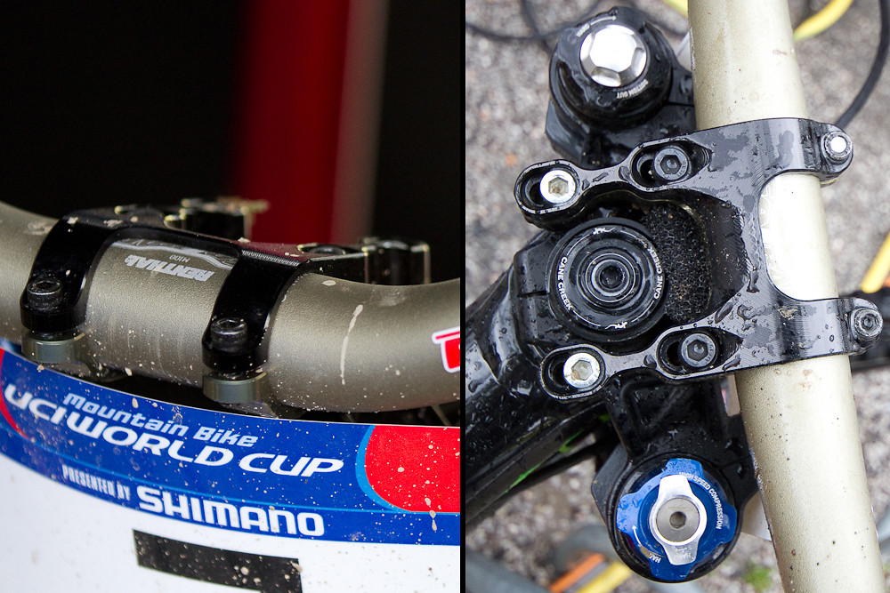 Prototype Renthal Stem - dphilpott - Mountain Biking Pictures - Vital MTB