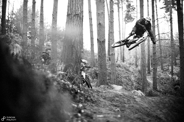 Phil Atwill @ Woburn Sands - dphilpott - Mountain Biking Pictures - Vital MTB
