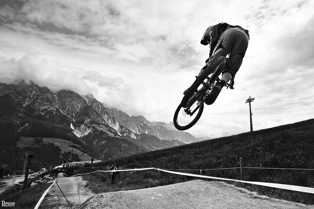 Harry Heath @ Leogang  - dphilpott - Mountain Biking Pictures - Vital MTB