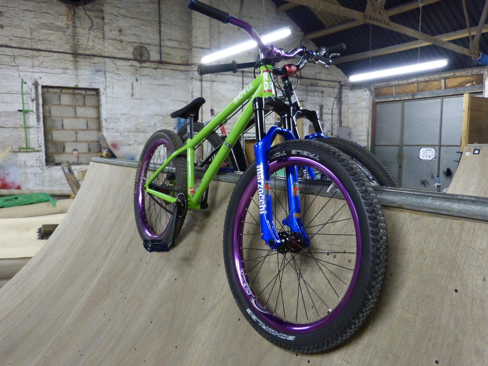 Nookie Shuffle - 2013 Jump bike