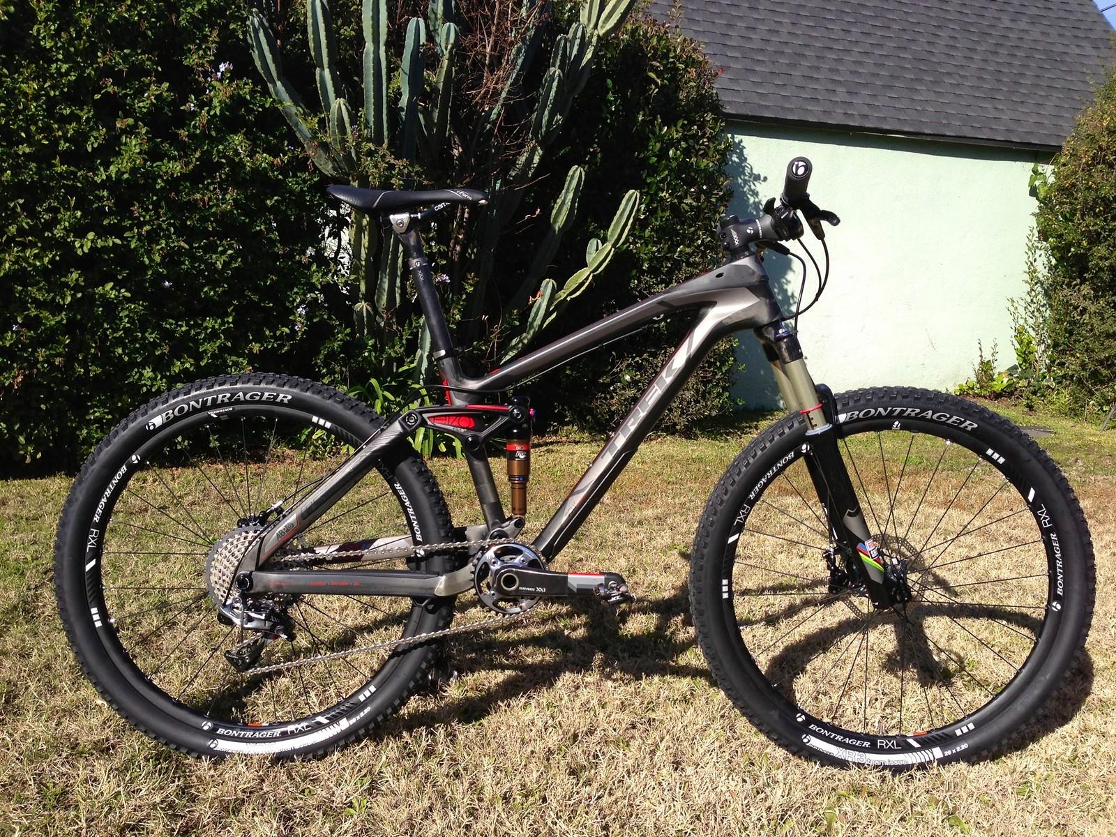 2012 Trek Fuel EX 9.9 - XX1