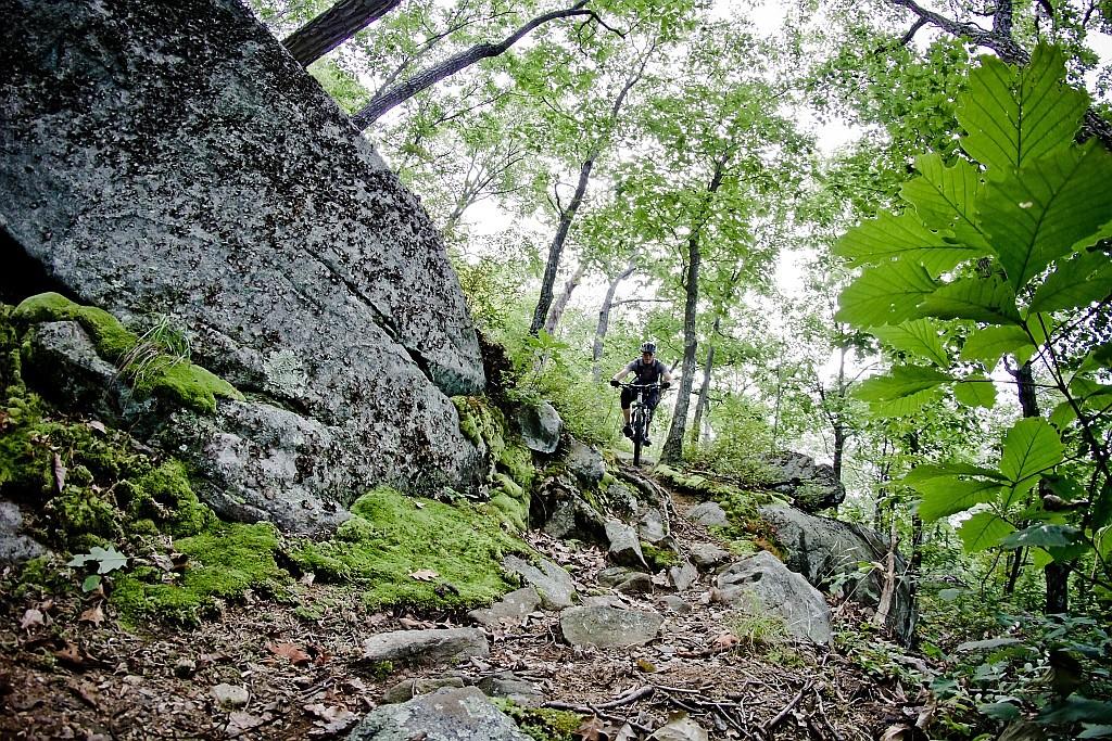 Rolling around rocks - jparker - Mountain Biking Pictures - Vital MTB