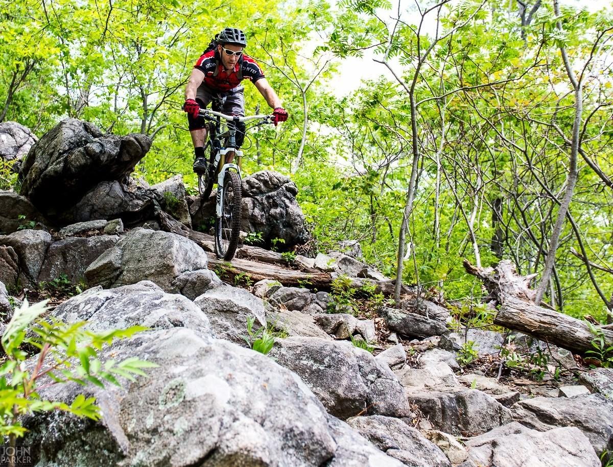 rocks - jparker - Mountain Biking Pictures - Vital MTB