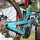 2012 Yeti Factory World Cup Bike
