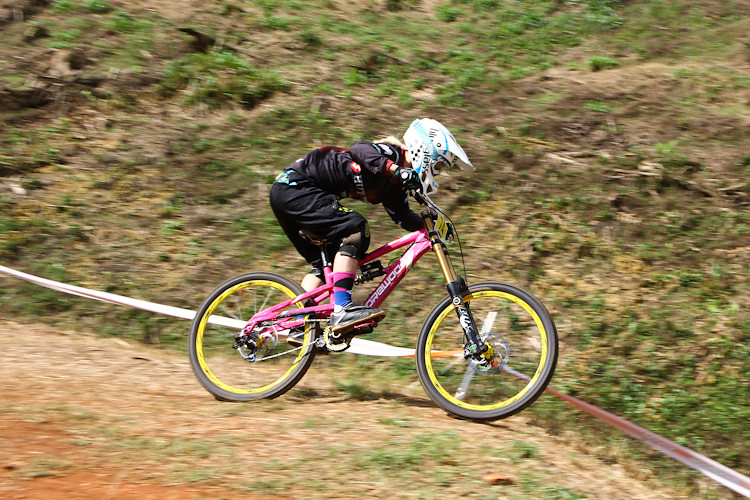 Pink is Faster - iamcycho - Mountain Biking Pictures - Vital MTB