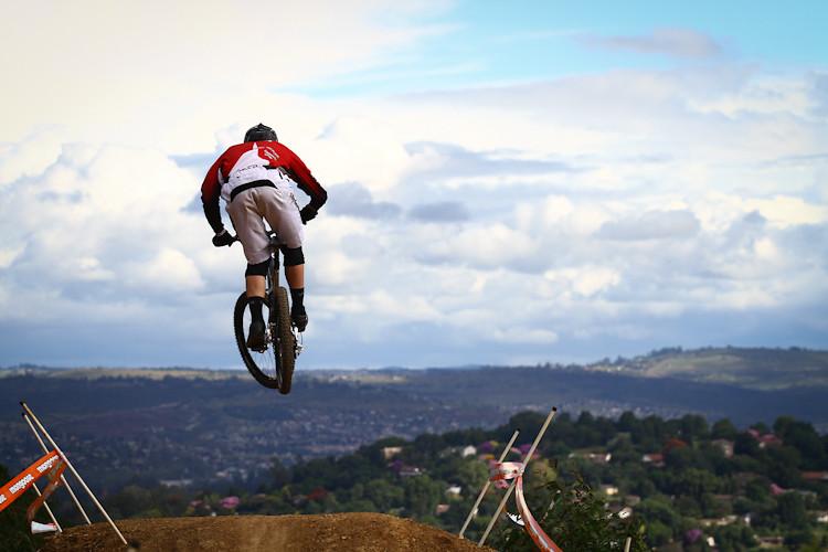 Enjoying the View - iamcycho - Mountain Biking Pictures - Vital MTB