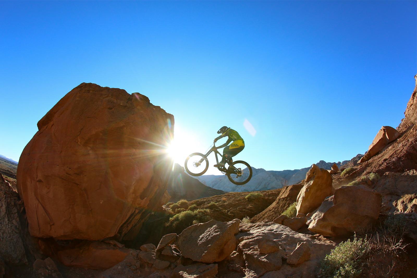Mitch Chubey - Malcolm Mclaws - Mountain Biking Pictures - Vital MTB