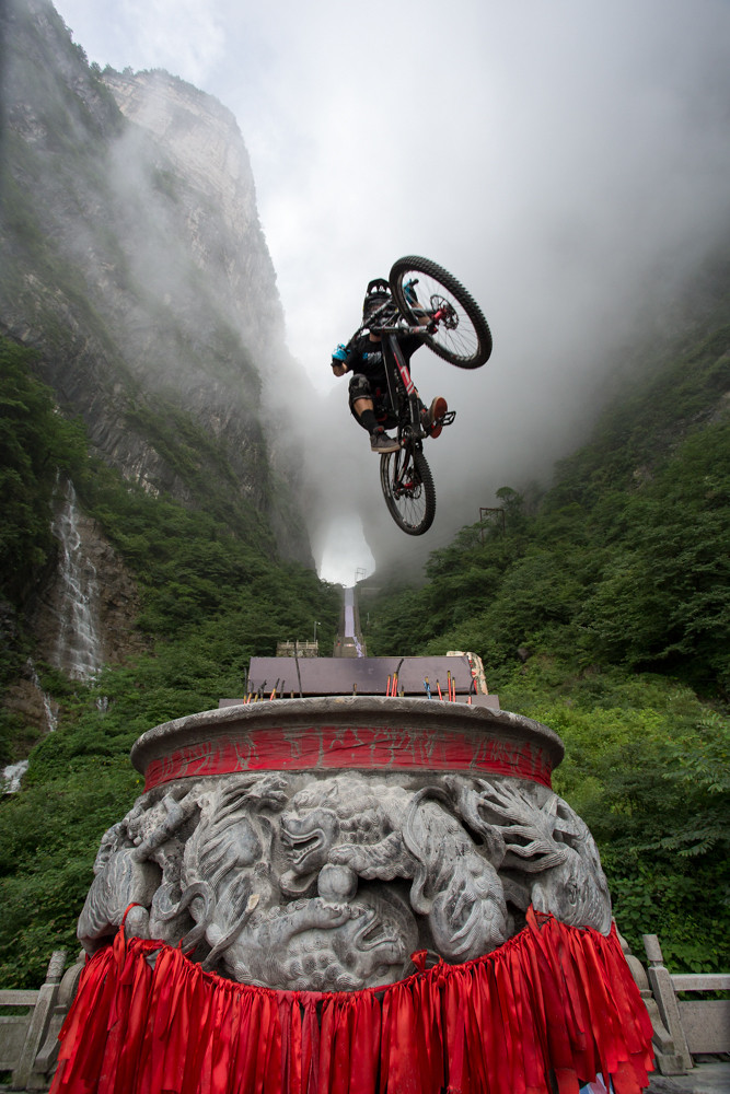Ethan Nell  - Malcolm Mclaws - Mountain Biking Pictures - Vital MTB