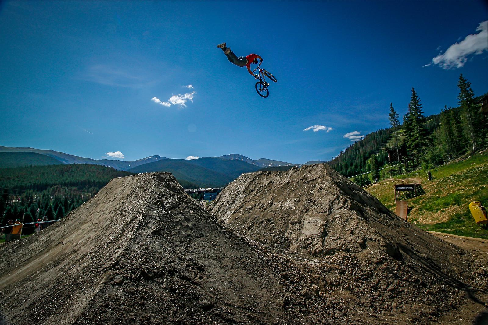 Jamie Superman (1 of 1) - Malcolm Mclaws - Mountain Biking Pictures - Vital MTB