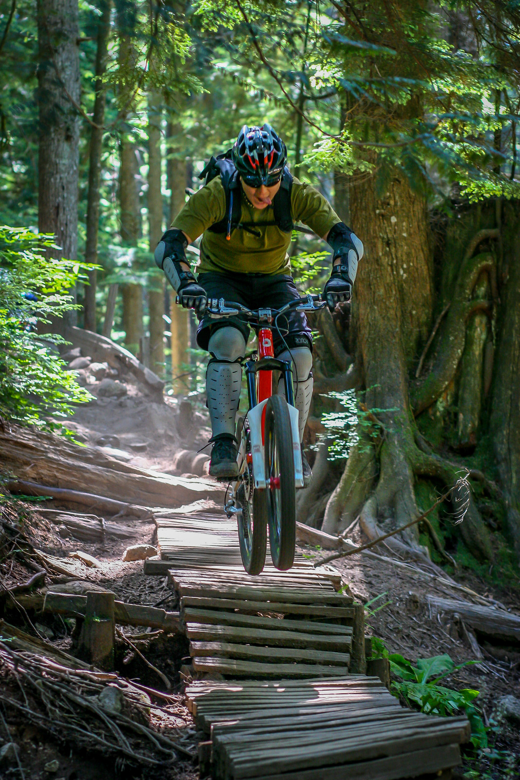 NS Oldschool (1 of 1) - Malcolm Mclaws - Mountain Biking Pictures - Vital MTB