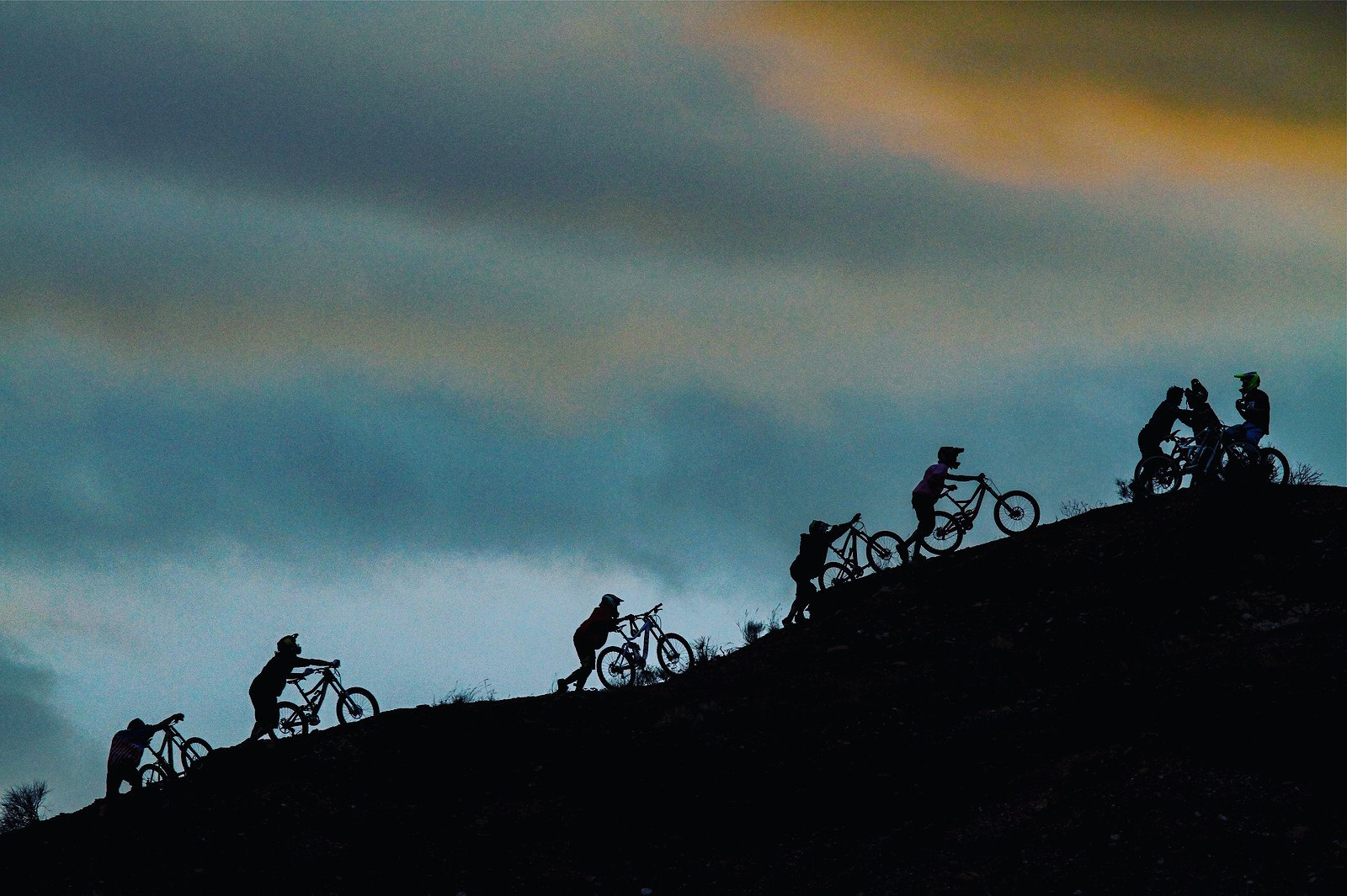#rideordie with the Bros - Malcolm Mclaws - Mountain Biking Pictures - Vital MTB