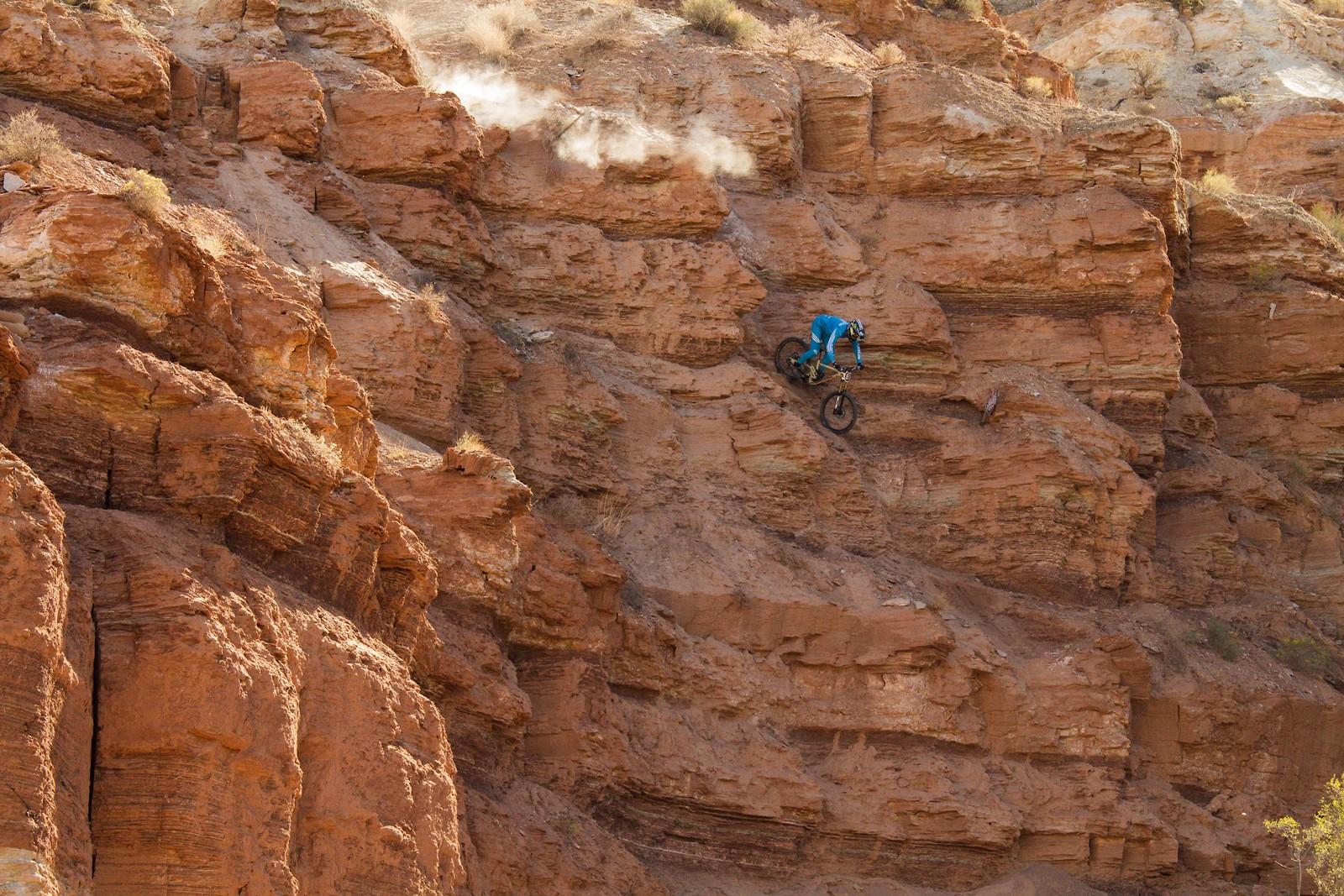 Brendog Rampage 2018 - Malcolm Mclaws - Mountain Biking Pictures - Vital MTB