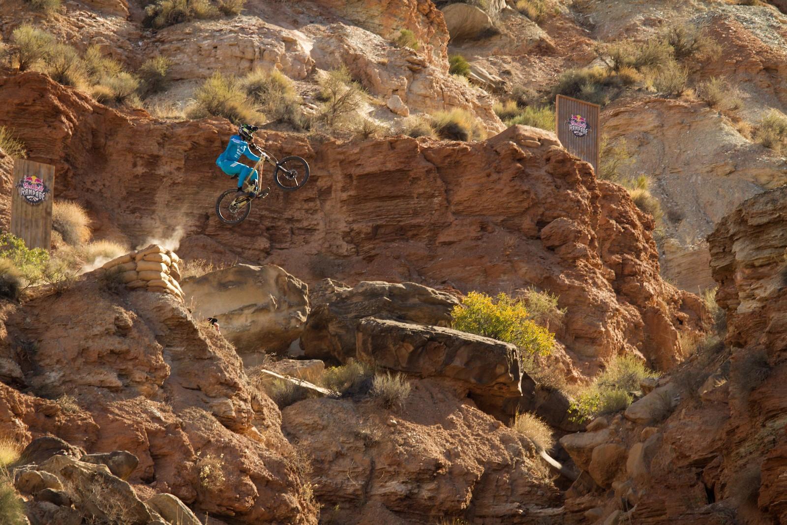 Brendog Canyon Gap 2018 - Malcolm Mclaws - Mountain Biking Pictures - Vital MTB