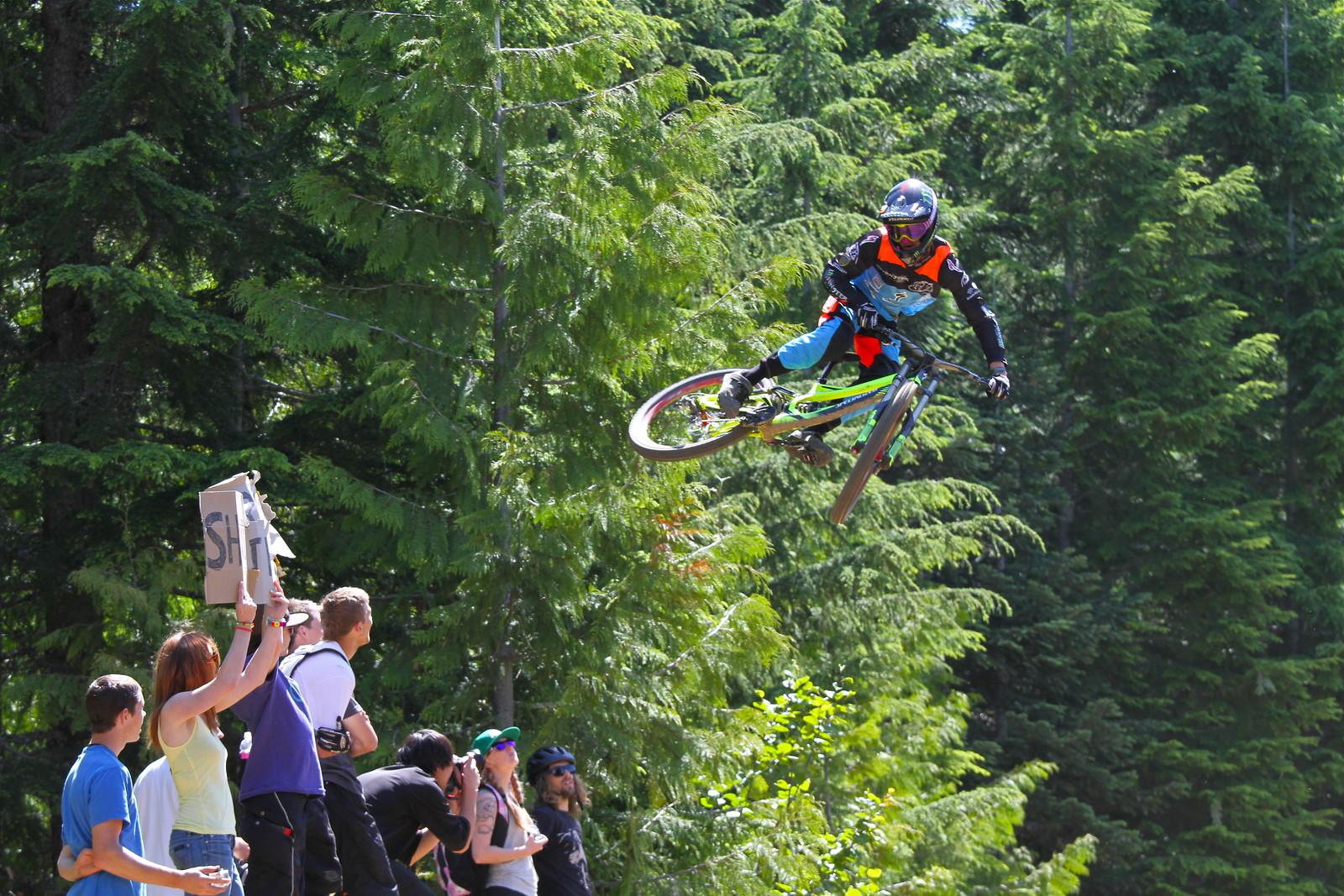 Troy Brosnan - Malcolm Mclaws - Mountain Biking Pictures - Vital MTB