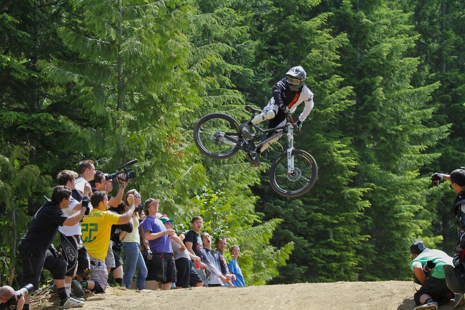 Bernardo Cruz - Malcolm Mclaws - Mountain Biking Pictures - Vital MTB