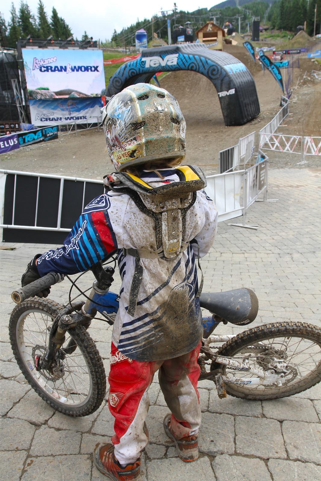 Jackson Goldstone - Malcolm Mclaws - Mountain Biking Pictures - Vital MTB