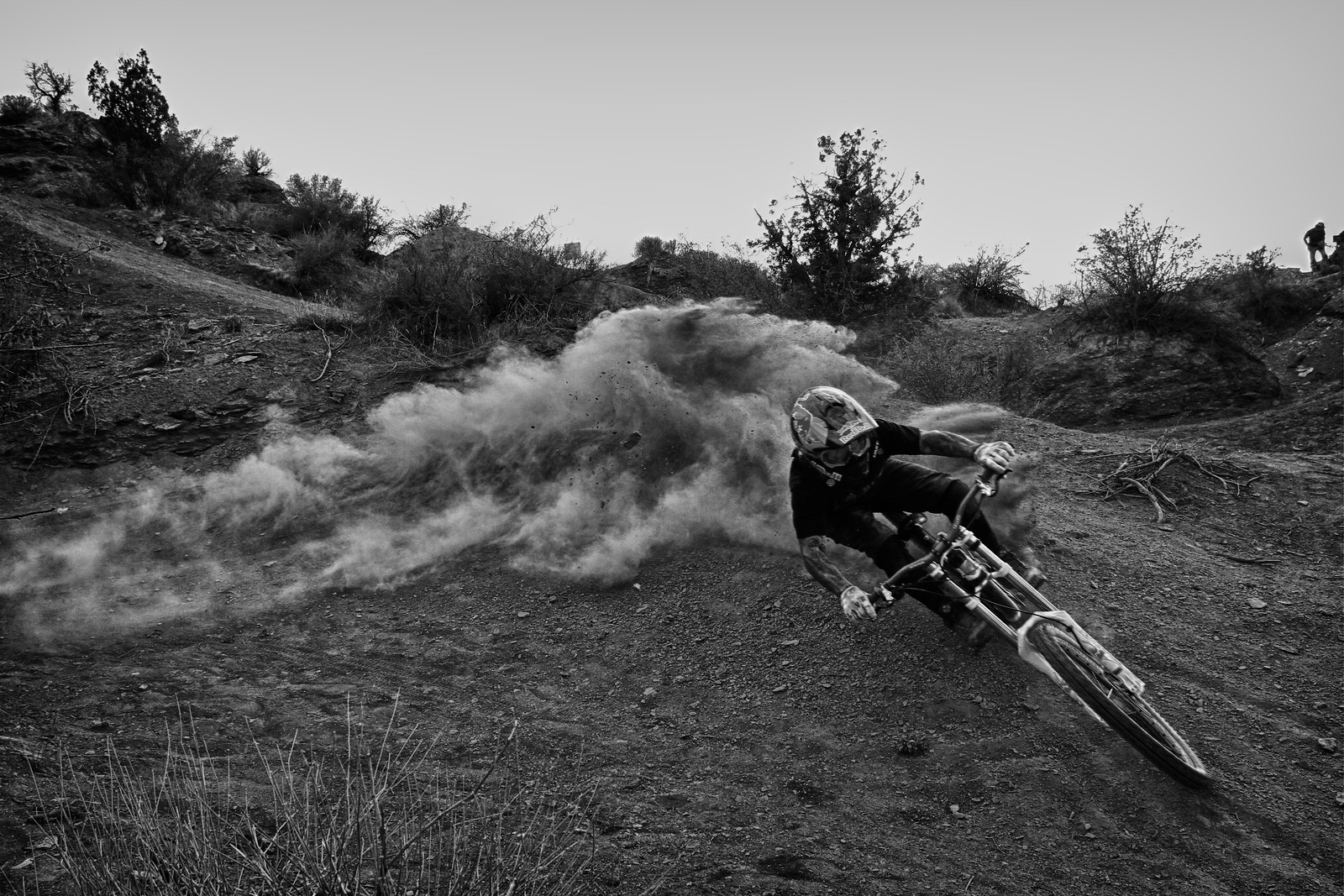 Andreu Lacondeguy - Malcolm Mclaws - Mountain Biking Pictures - Vital MTB