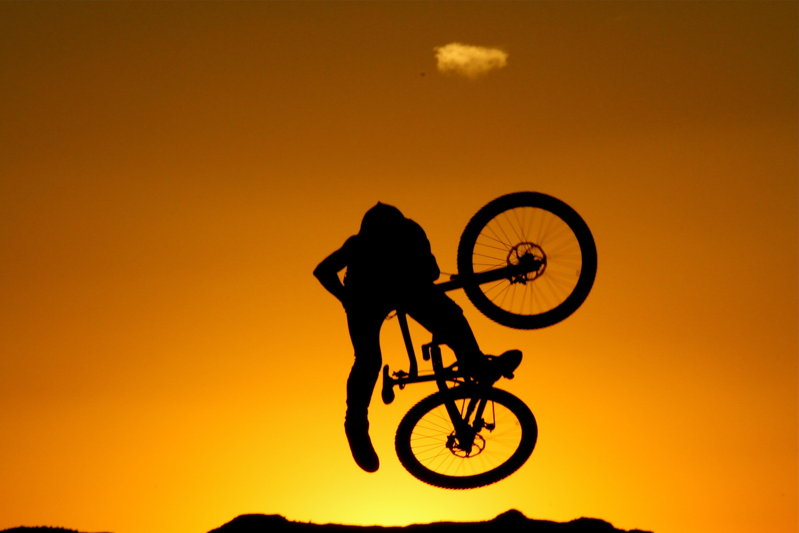 Rampage Days End - Malcolm Mclaws - Mountain Biking Pictures - Vital MTB