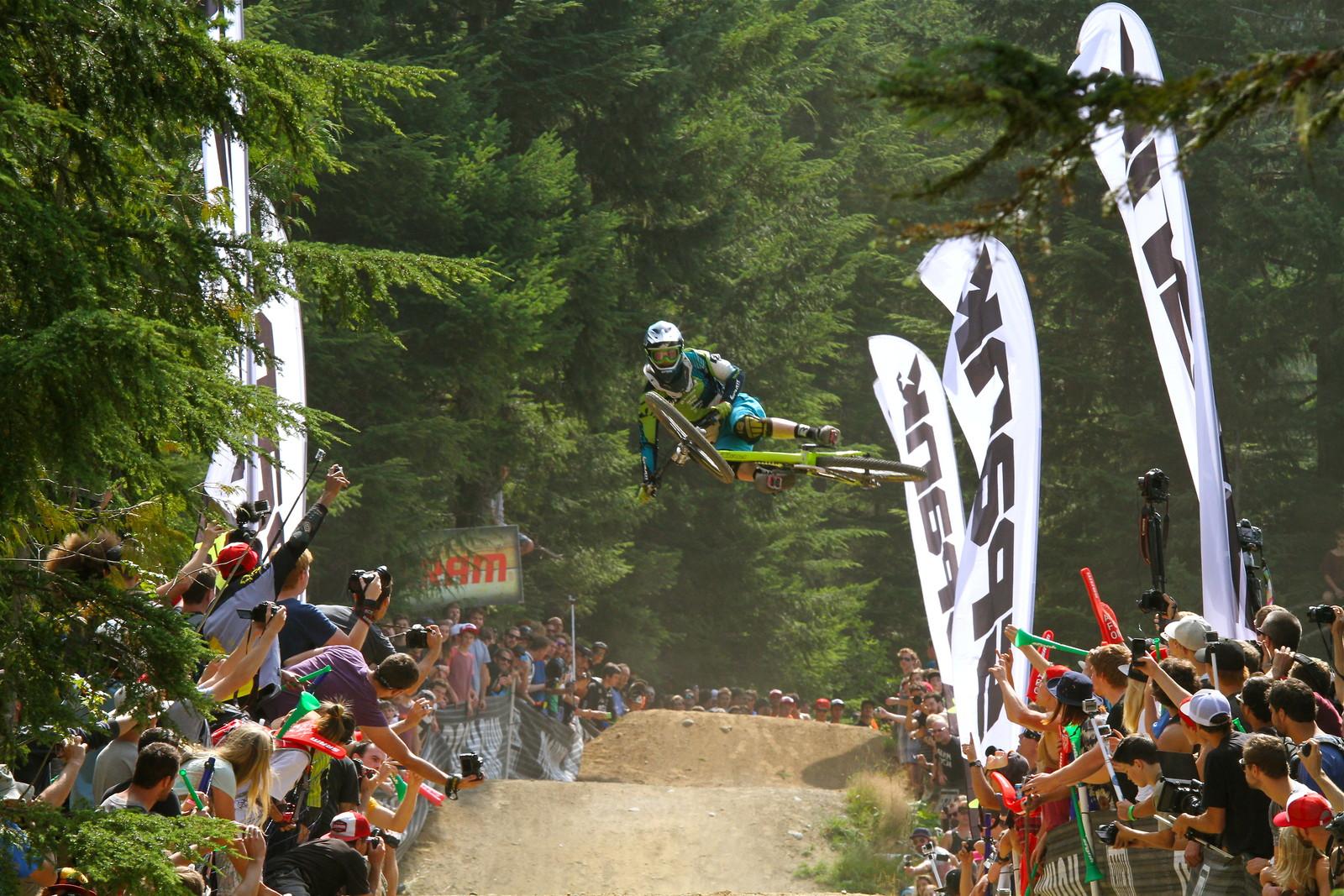 Bernard Kerr/ Pivot Bikes - Malcolm Mclaws - Mountain Biking Pictures - Vital MTB