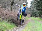 Chris Smith of Identiti Bikes Rides the New Marzocchi 380 C2R2 Ti Fork