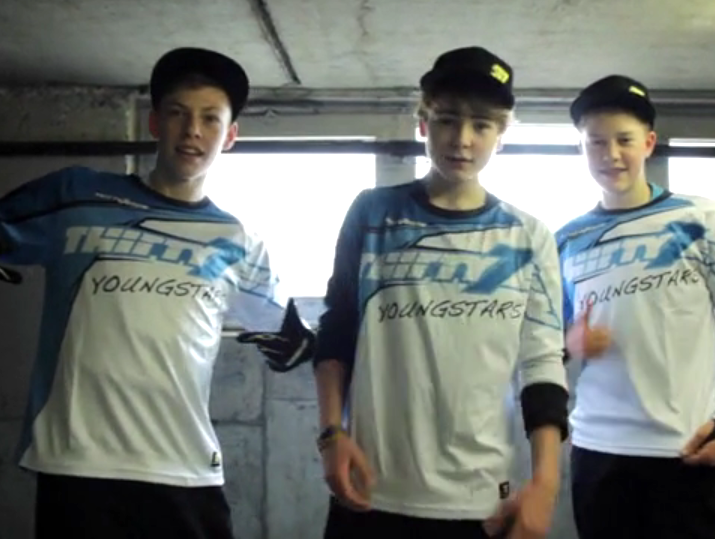 Thirty7even Youngstars Team 2014 Promo