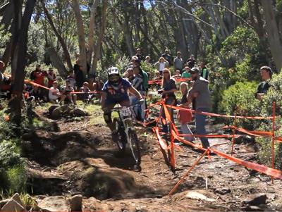 Victorian Downhill Series Round 4 - Mount Baw Baw