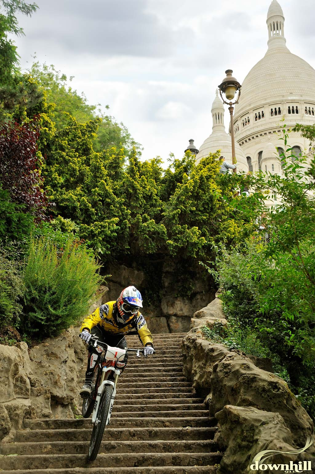 DownTown-Montmartre-09 - downhill911 - Mountain Biking Pictures - Vital MTB