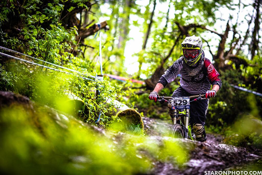 iXS GERMAN DOWNHILL CUP - Piotr_Staroń - Mountain Biking Pictures - Vital MTB