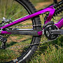 Santa Cruz V10 Chromed Purple