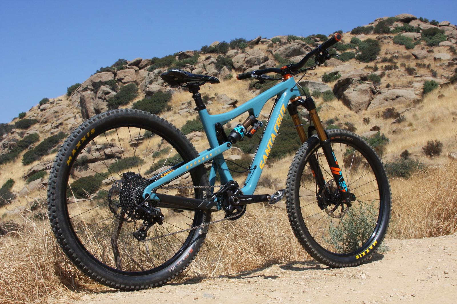 Santa Cruz Bronson 2 CC