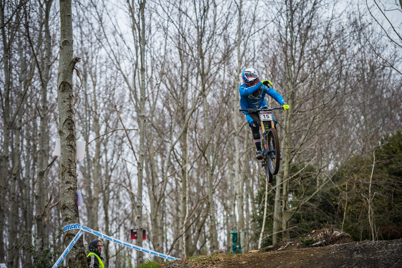 Bernard Kerr dabbing - iceman2058 - Mountain Biking Pictures - Vital MTB
