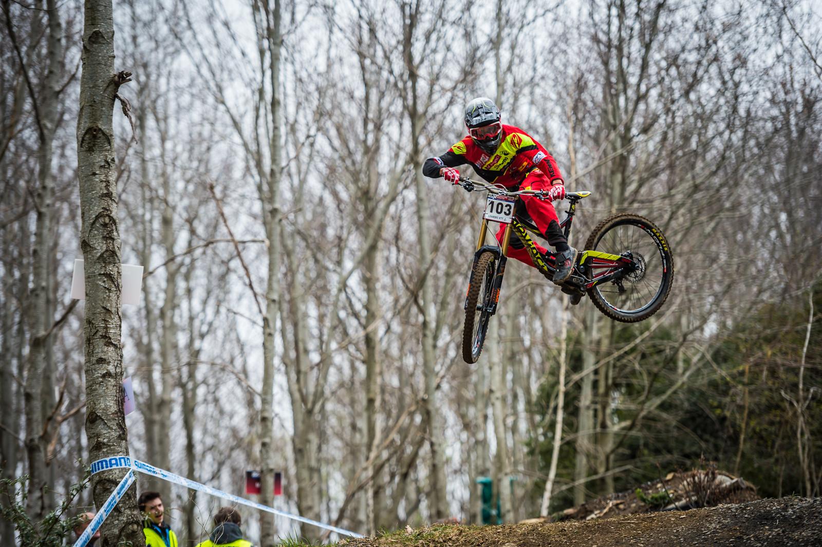 Gregoire Pazdziorko - iceman2058 - Mountain Biking Pictures - Vital MTB