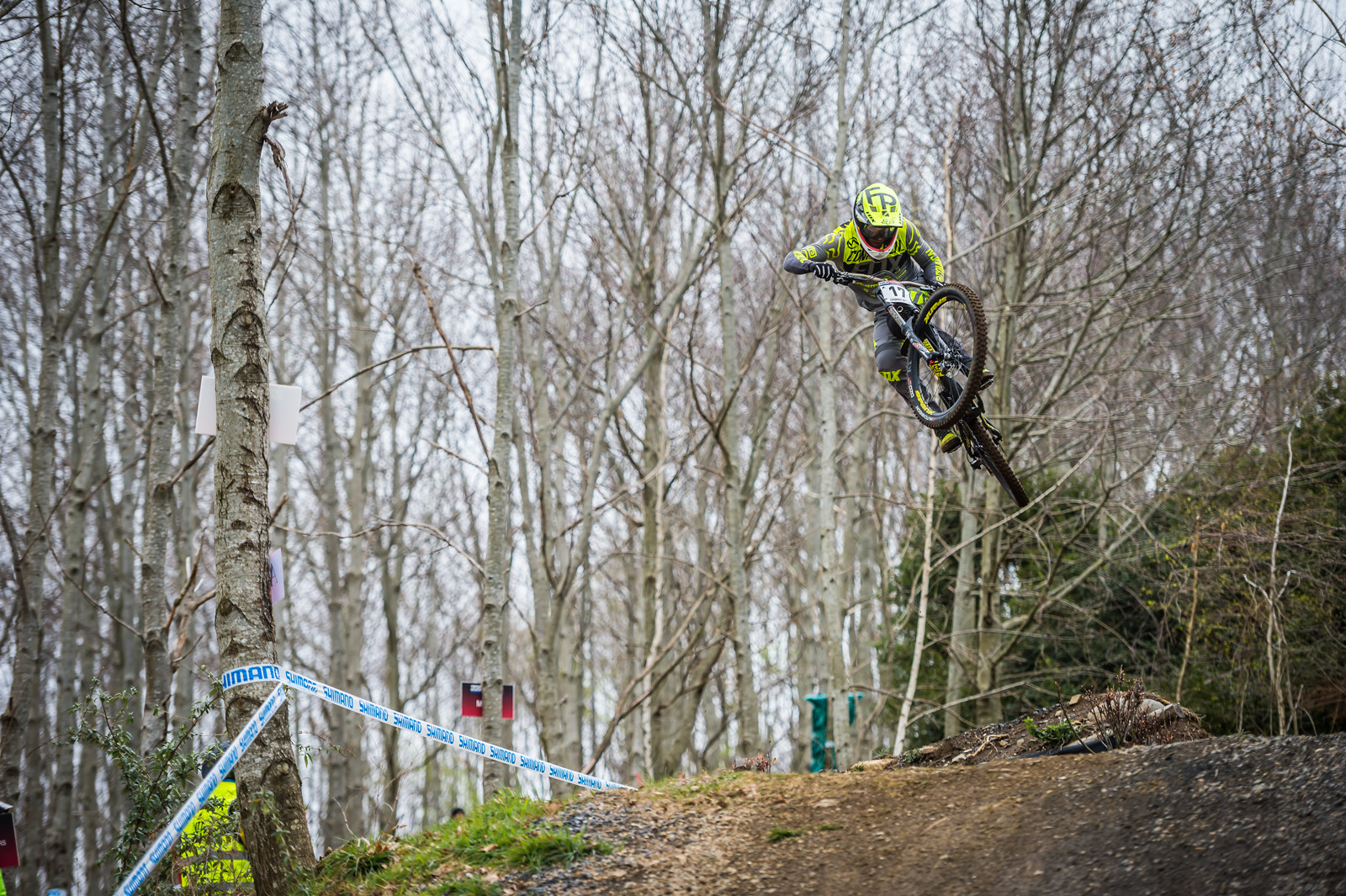Remi Thirion Wins the Boost-Off - iceman2058 - Mountain Biking Pictures - Vital MTB