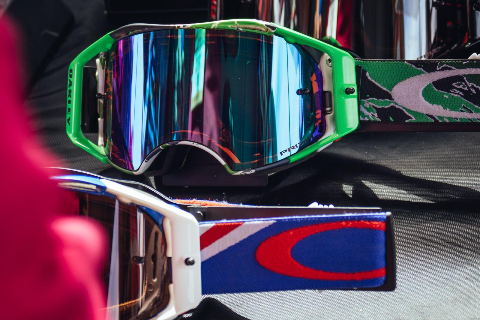Oakley Prizm MX Goggles - INTERBIKE - 2017 Mountain Bike Apparel and Protective Gear - Mountain Biking Pictures - Vital MTB