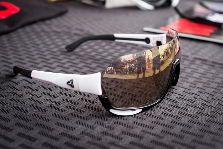 2ff0425ef5 Ryders Eyewear Fyre Lenses - INTERBIKE - 2017 Mountain Bike Apparel and  Protective Gear - Mountain Biking Pictures - Vital MTB