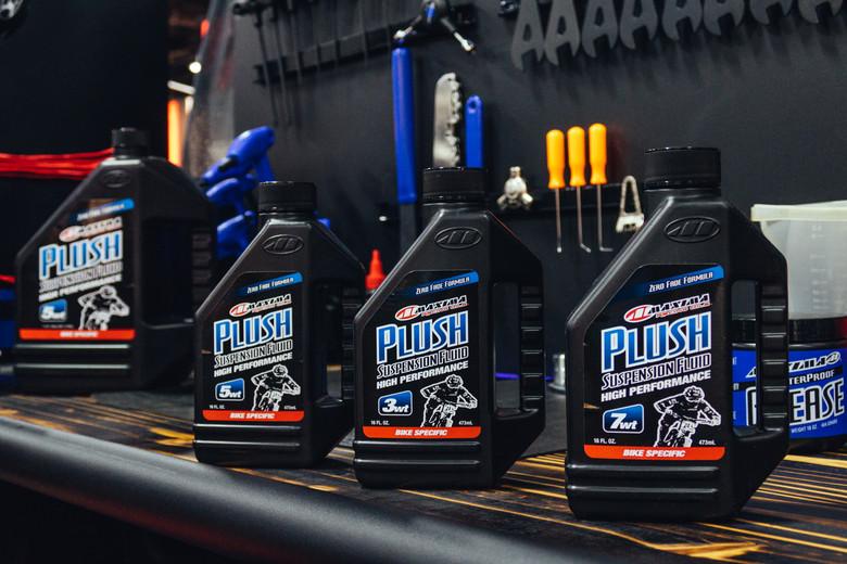 Maxima Plush MTB Specific Suspension Fluid