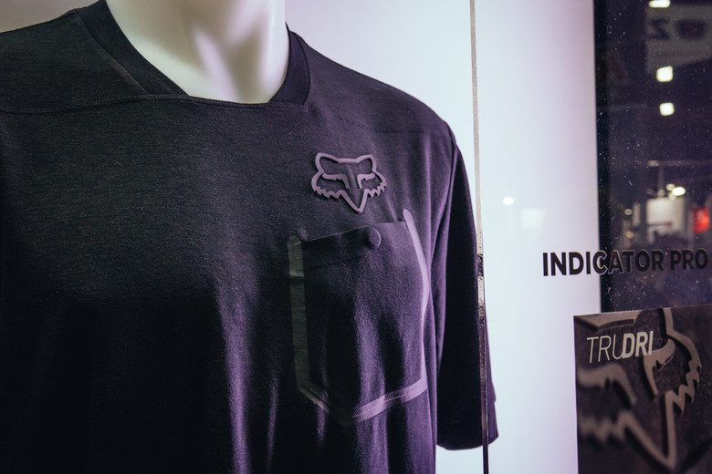 Fox Racing Indicator Pro Apparel - INTERBIKE - 2017 Mountain Bike Apparel  and Protective Gear - Mountain Biking Pictures ... 1f00c9f22