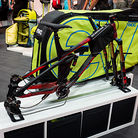 EVOC Alloy Bike Bag Rail System