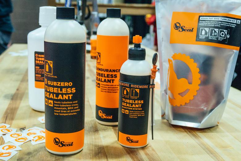 Orange Seal Tire Sealant