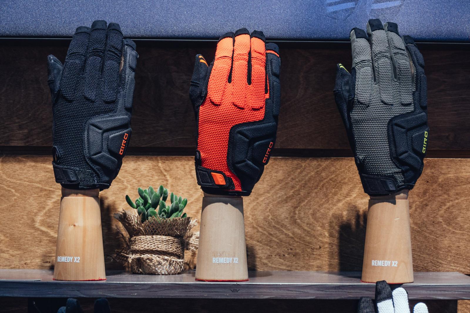 Giro Remedy X2 Glove - INTERBIKE - 2017 Mountain Bike Apparel and Protective Gear - Mountain Biking Pictures - Vital MTB