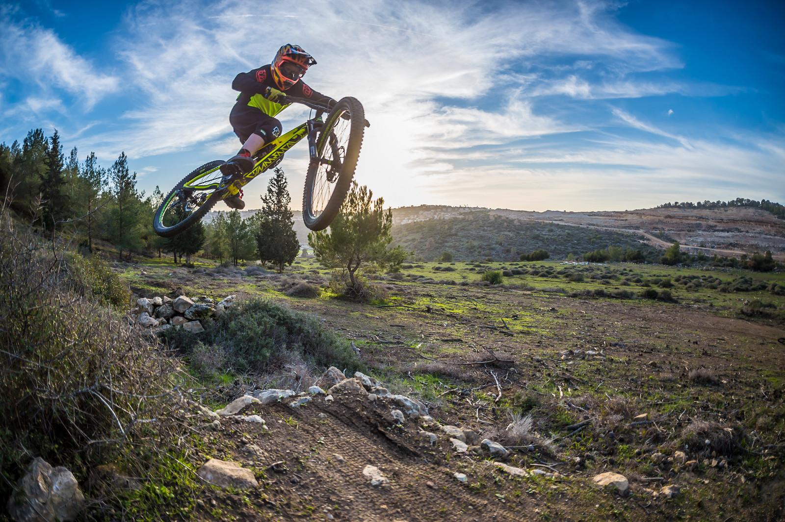 Sunset Sender - iceman2058 - Mountain Biking Pictures - Vital MTB