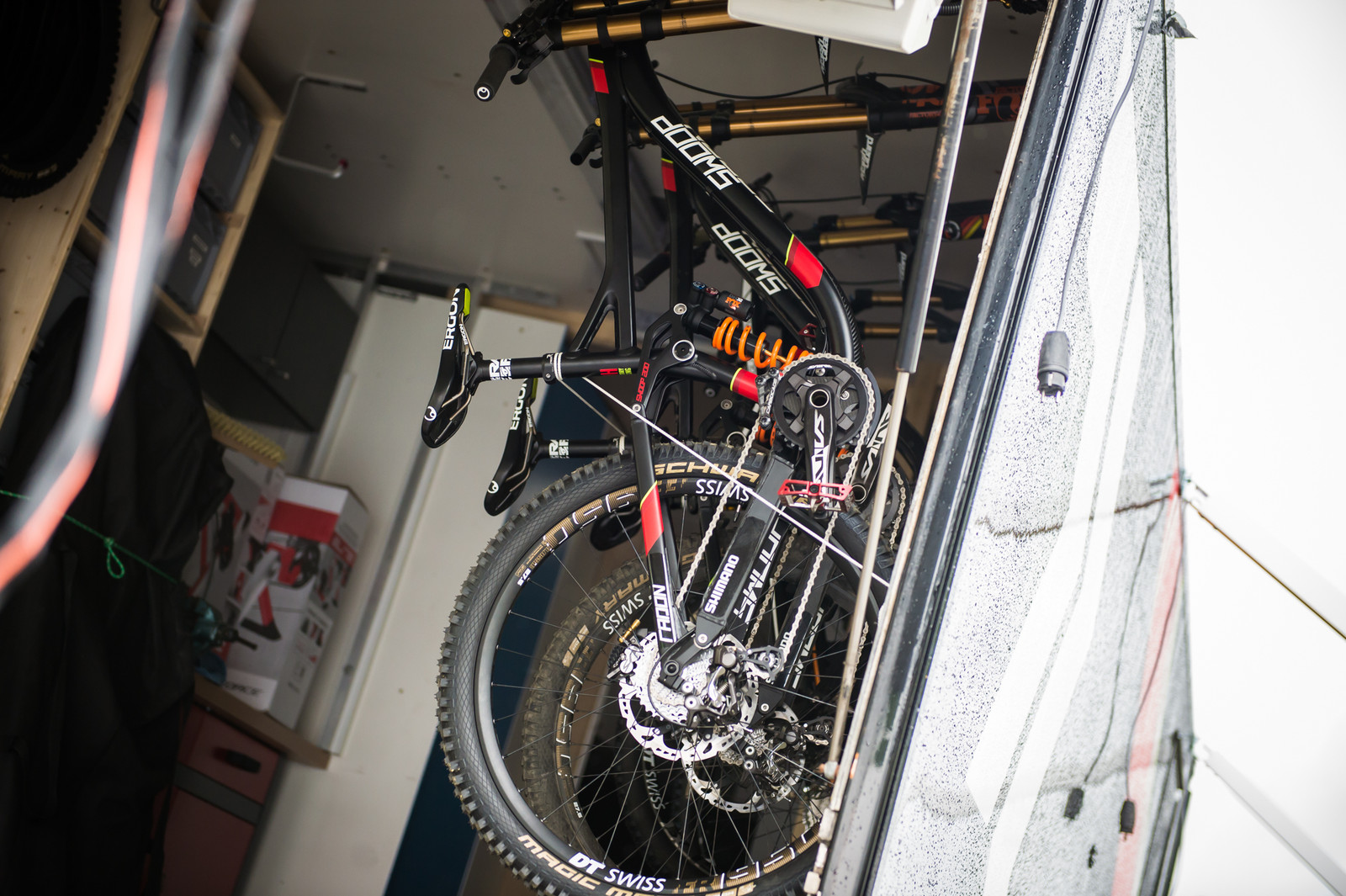 Radon - 2017 Lourdes World Cup Pit Bits - Mountain Biking Pictures - Vital MTB
