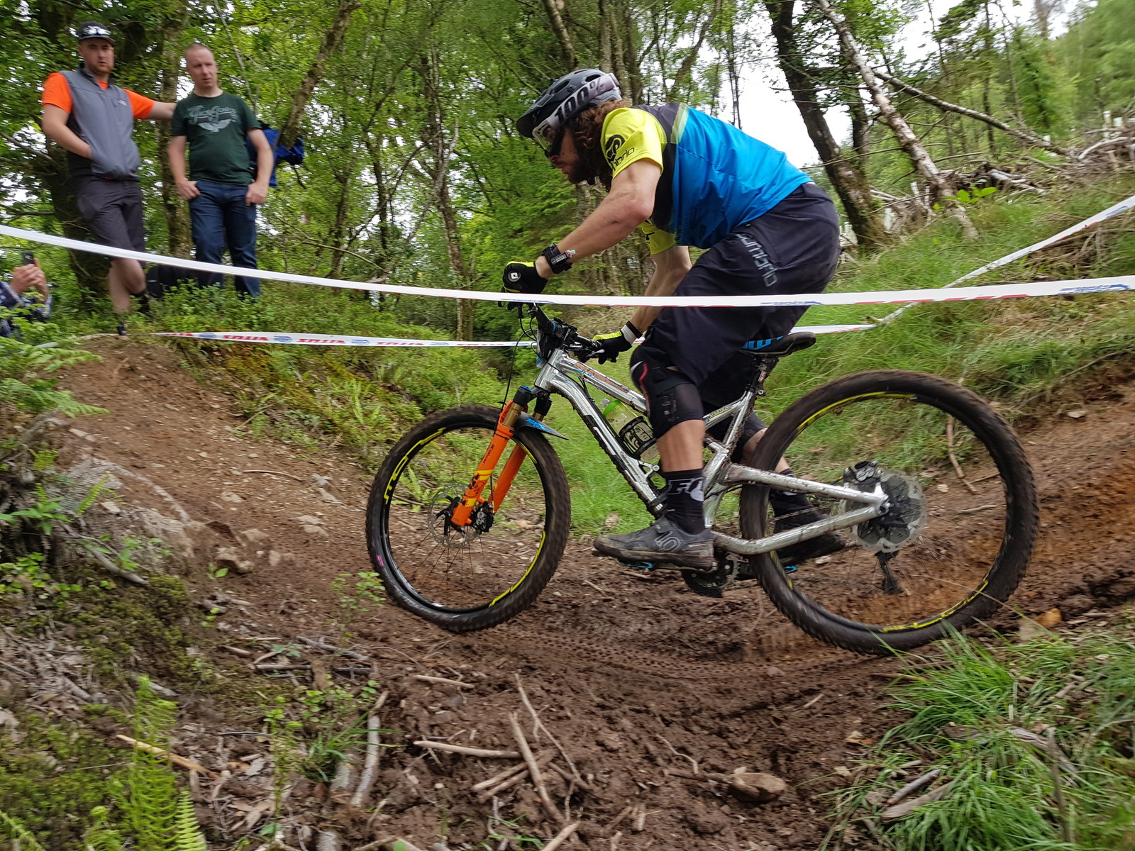 Wyn Masters' GT Sanction G-ed Out - G-out Project: EWS Ireland 2017 - Mountain Biking Pictures - Vital MTB