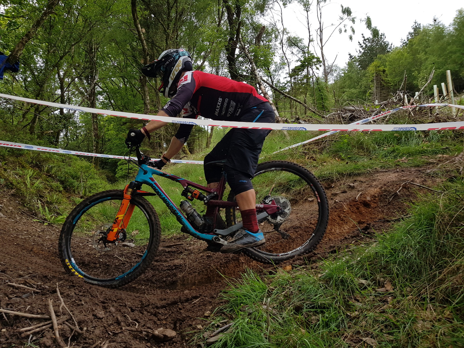 Rocky Mountain G-ed Out - G-out Project: EWS Ireland 2017 - Mountain Biking Pictures - Vital MTB