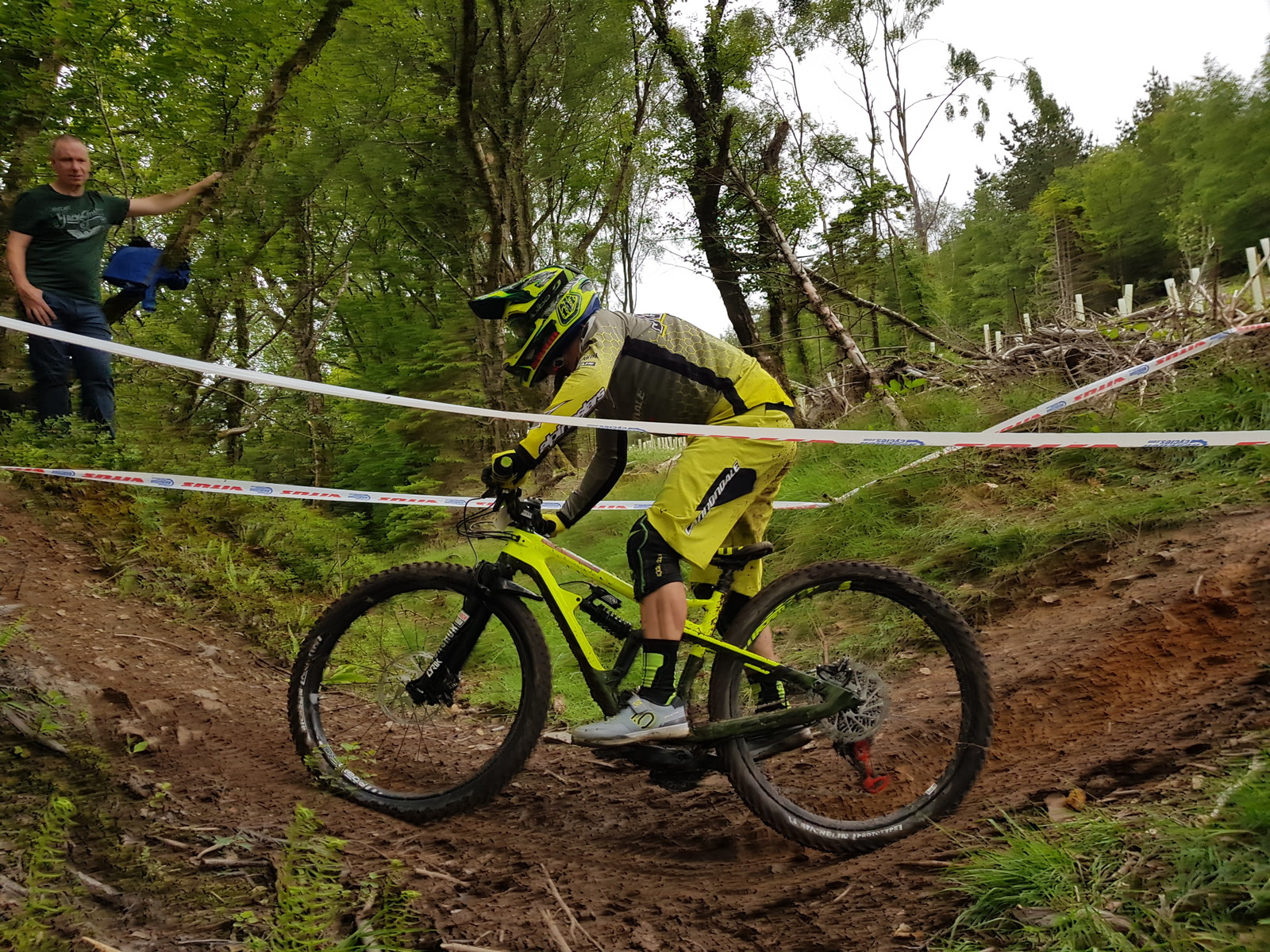Jerome Clementz' Cannondale Jekyll G-ed Out - G-out Project: EWS Ireland 2017 - Mountain Biking Pictures - Vital MTB