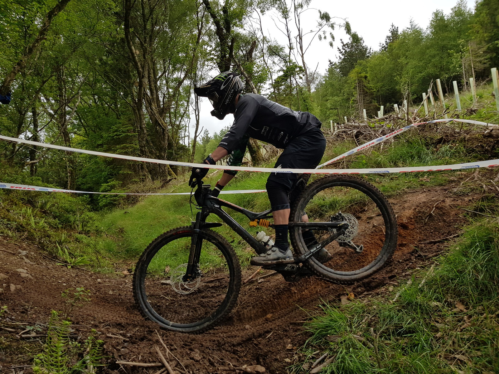 Jared Graves' Specialized Stumpjumper G-ed out - G-out Project: EWS Ireland 2017 - Mountain Biking Pictures - Vital MTB