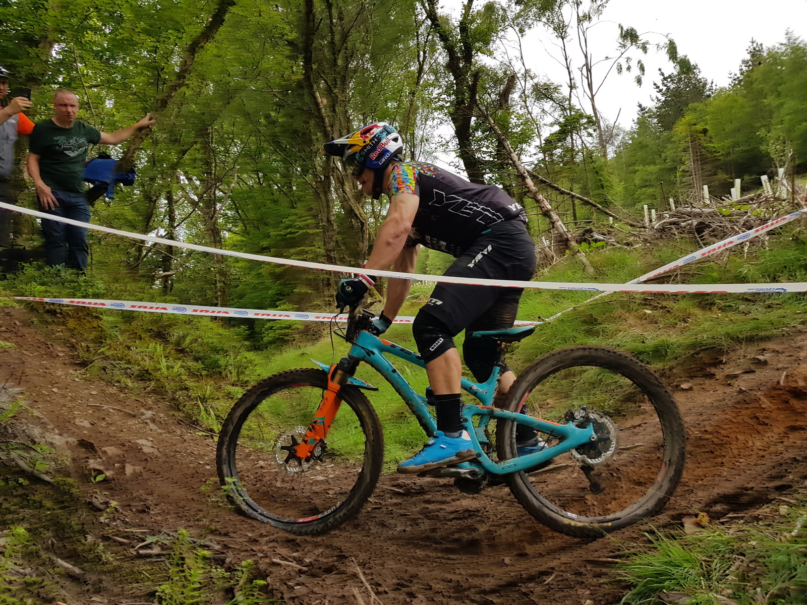 Richie Rude's Yeti SB6c G-ed Out - G-out Project: EWS Ireland 2017 - Mountain Biking Pictures - Vital MTB