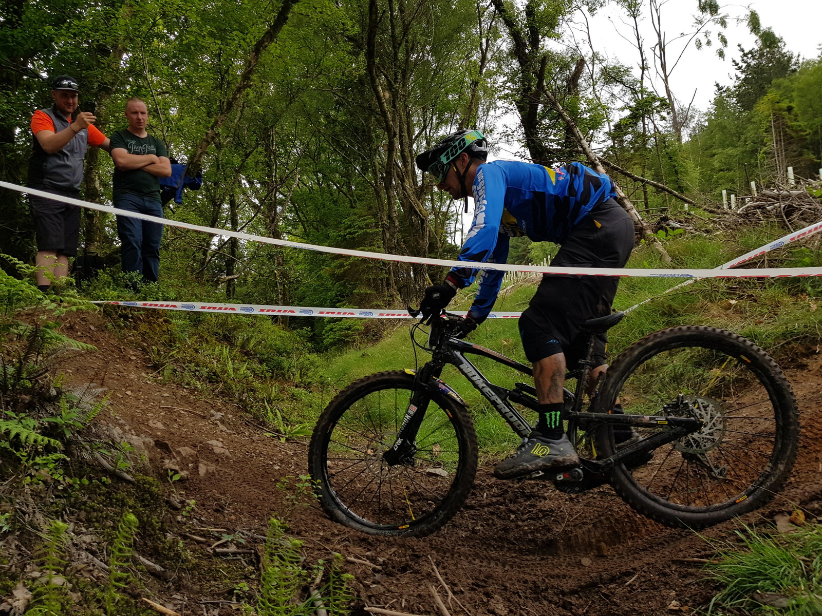 Sam Hill's Nukeproof Mega Carbon G-ed Out - G-out Project: EWS Ireland 2017 - Mountain Biking Pictures - Vital MTB