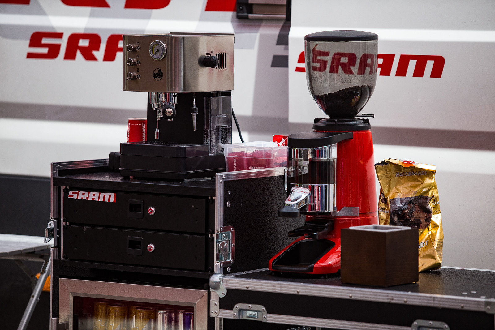Coffee Central - 2017 Leogang World Cup Pit Bits - Mountain Biking Pictures - Vital MTB