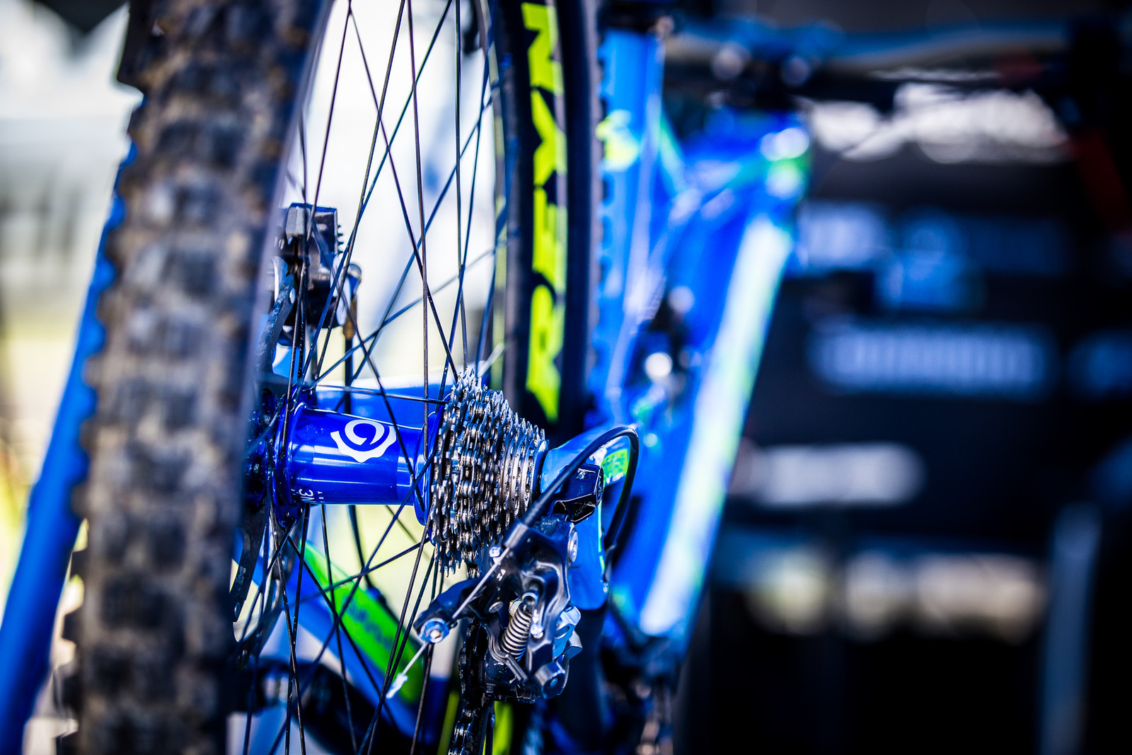 Moody Blues at Pivot - 2017 Leogang World Cup Pit Bits - Mountain Biking Pictures - Vital MTB